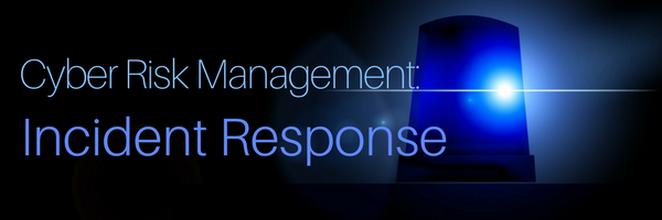 Cyber Risk Management_ Incident Response