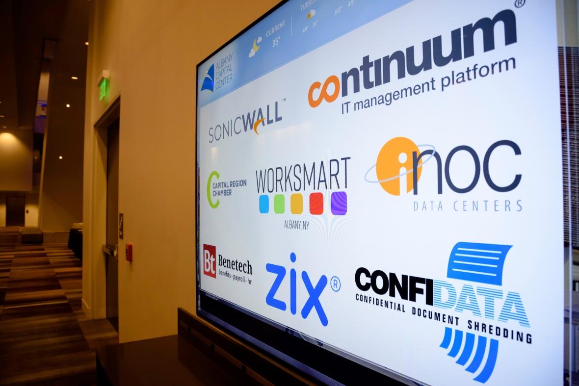 ADNET WorkSmart Albany 2018 Partner Logos