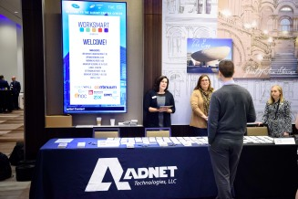 ©Mitch Wojnarowicz Photographer ADNET WORKSMART 2018 conference at the Albany Capital Center in Albany NY 10/30/18 Client is solely responsible for securing any necessary releases, clearances or permissions prior to using this image. 20181030 Not a royalty free image. COPYRIGHT PROTECTED www.mitchw.com 518 843 0414_mitch@mitchw.com ANY USE REQUIRES A WRITTEN LICENSE